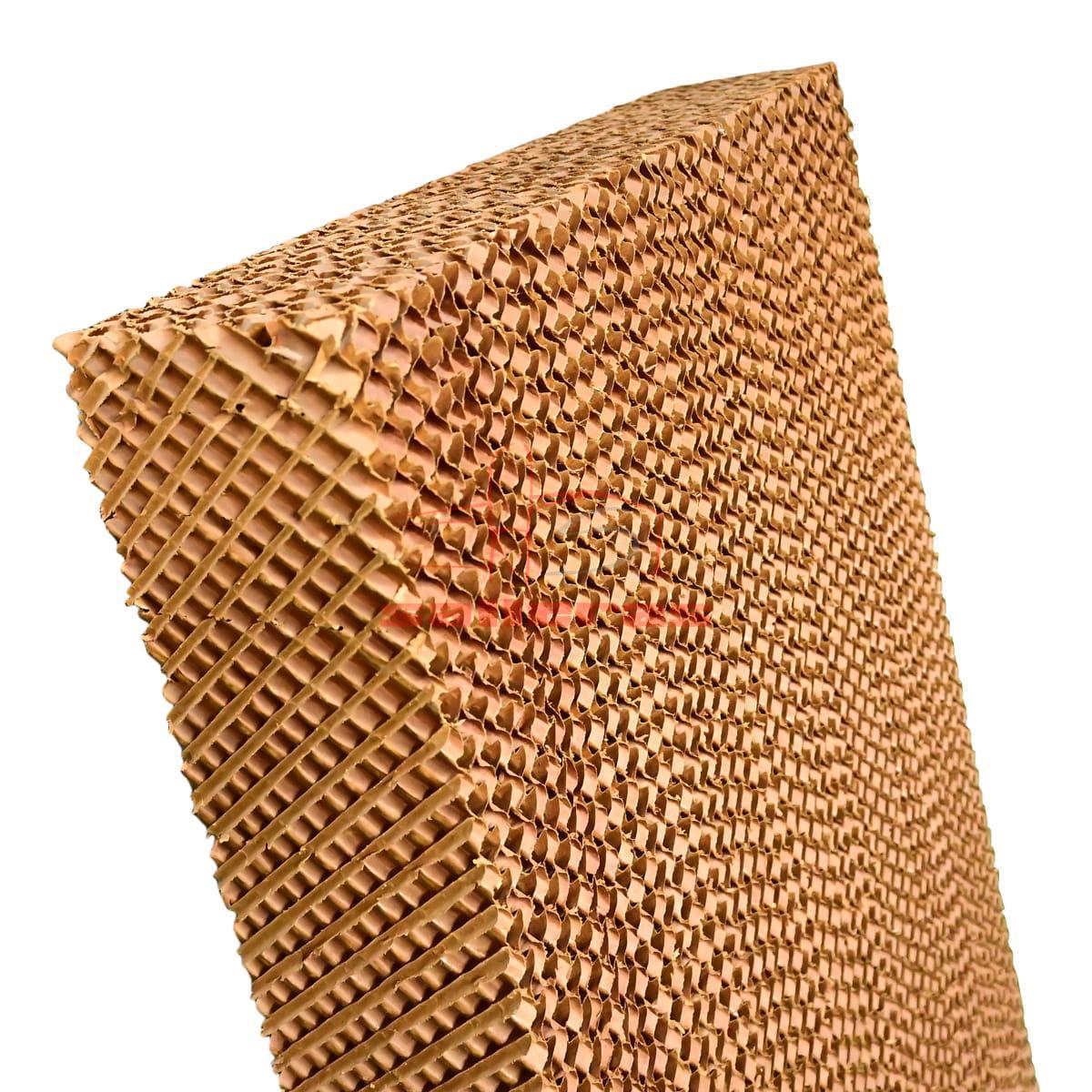 Panel de celulosa marron