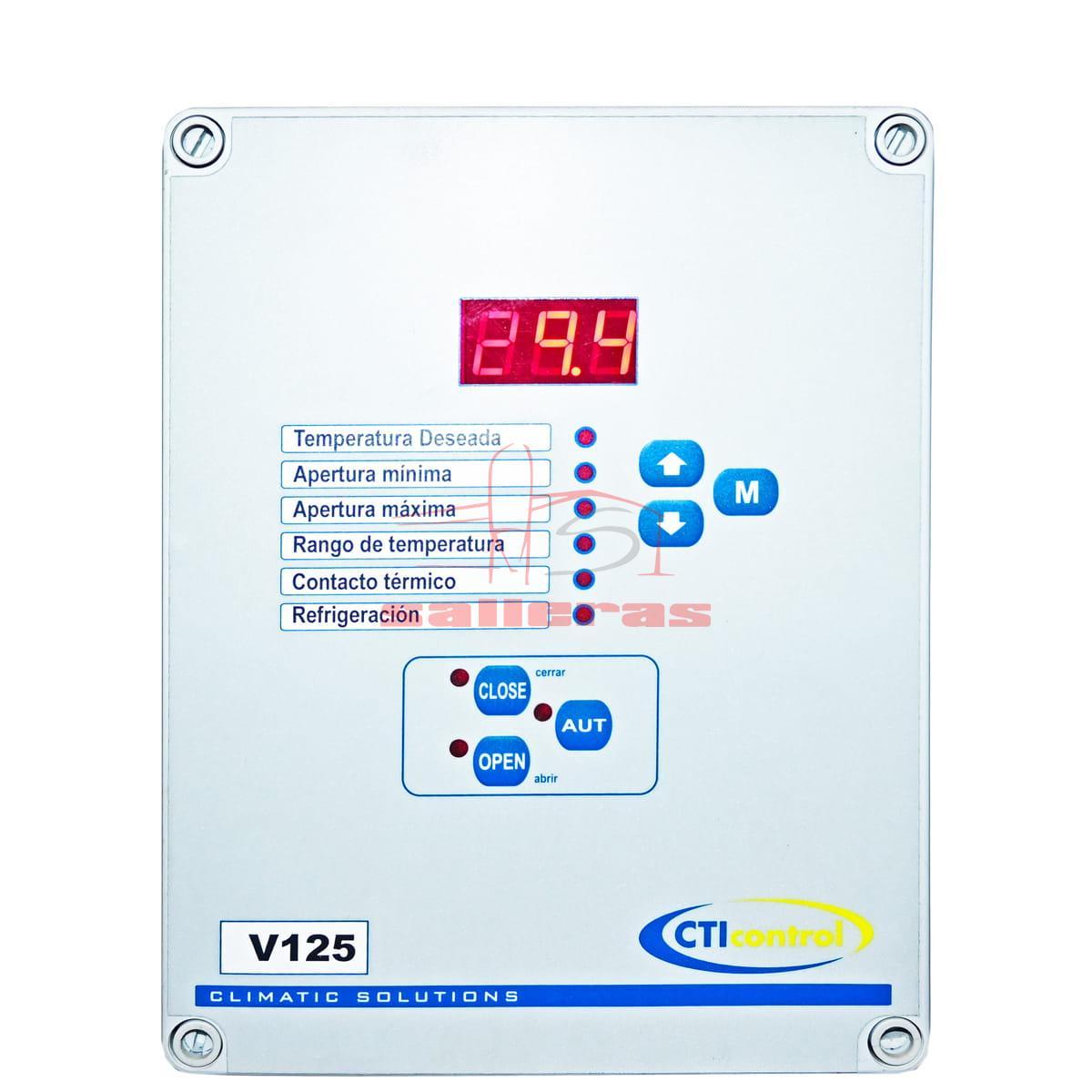 Regulador cti v125