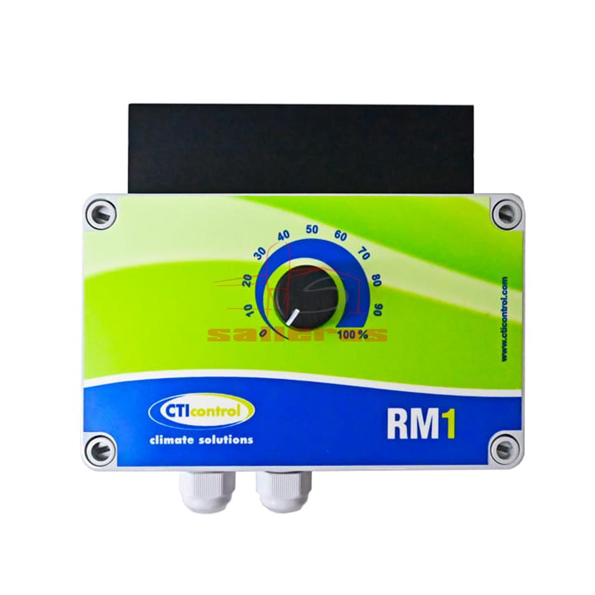 Regulador para una placa cti