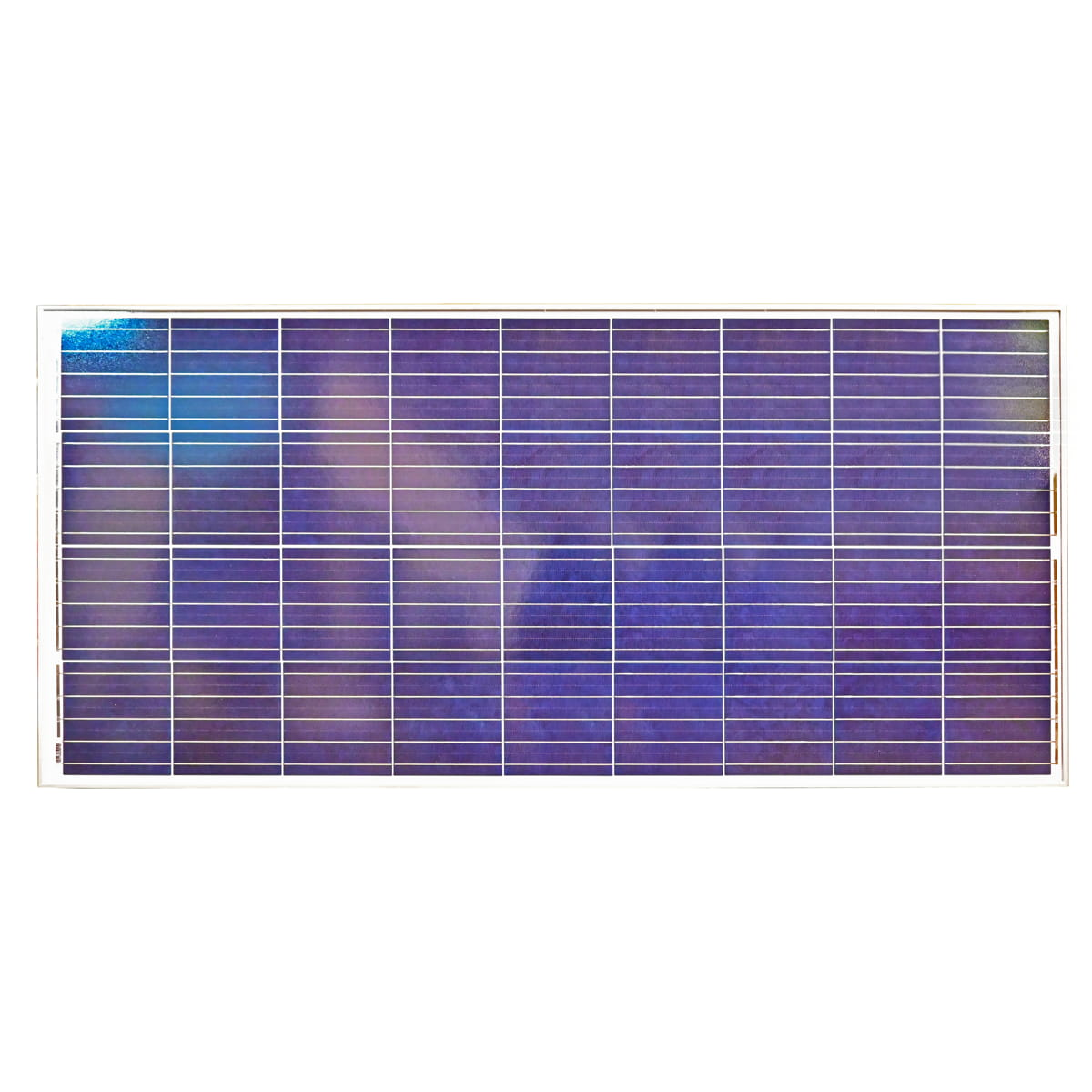 Panel placa solar atersa