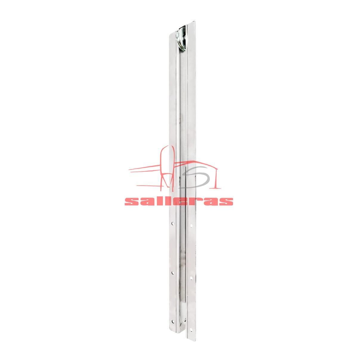 Barra de soporte para polea de techo