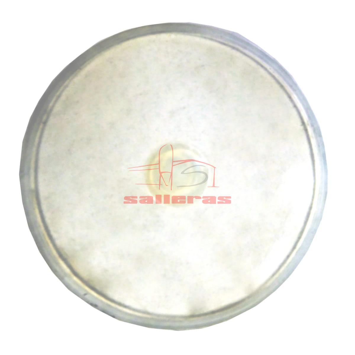 Membrana blanca circular de recambio para valvula vrh3