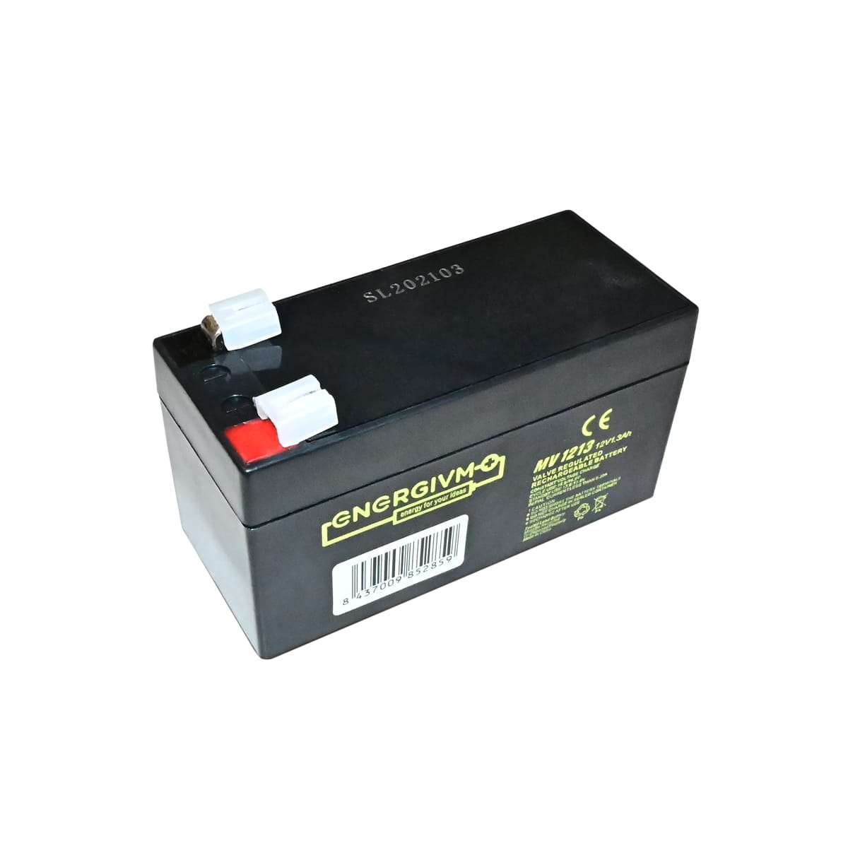 Dos baterias para torno de 1.2 A