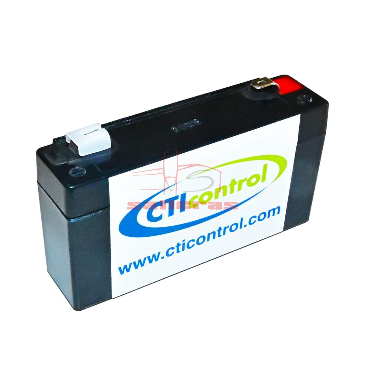 Dos baterias para torno de 6v