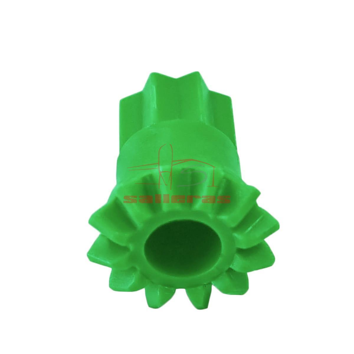 Engranjae verde horizontal clutch