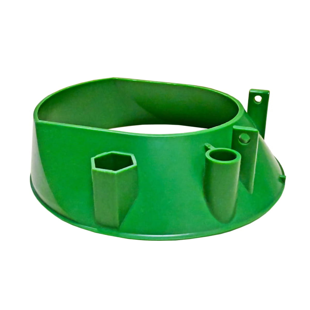 cono interior clutch verde