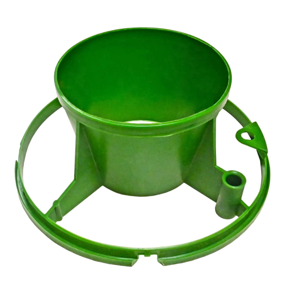 cono superior clutch verde