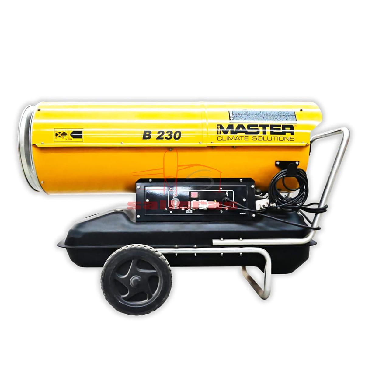 calefactor de gasoil b 230