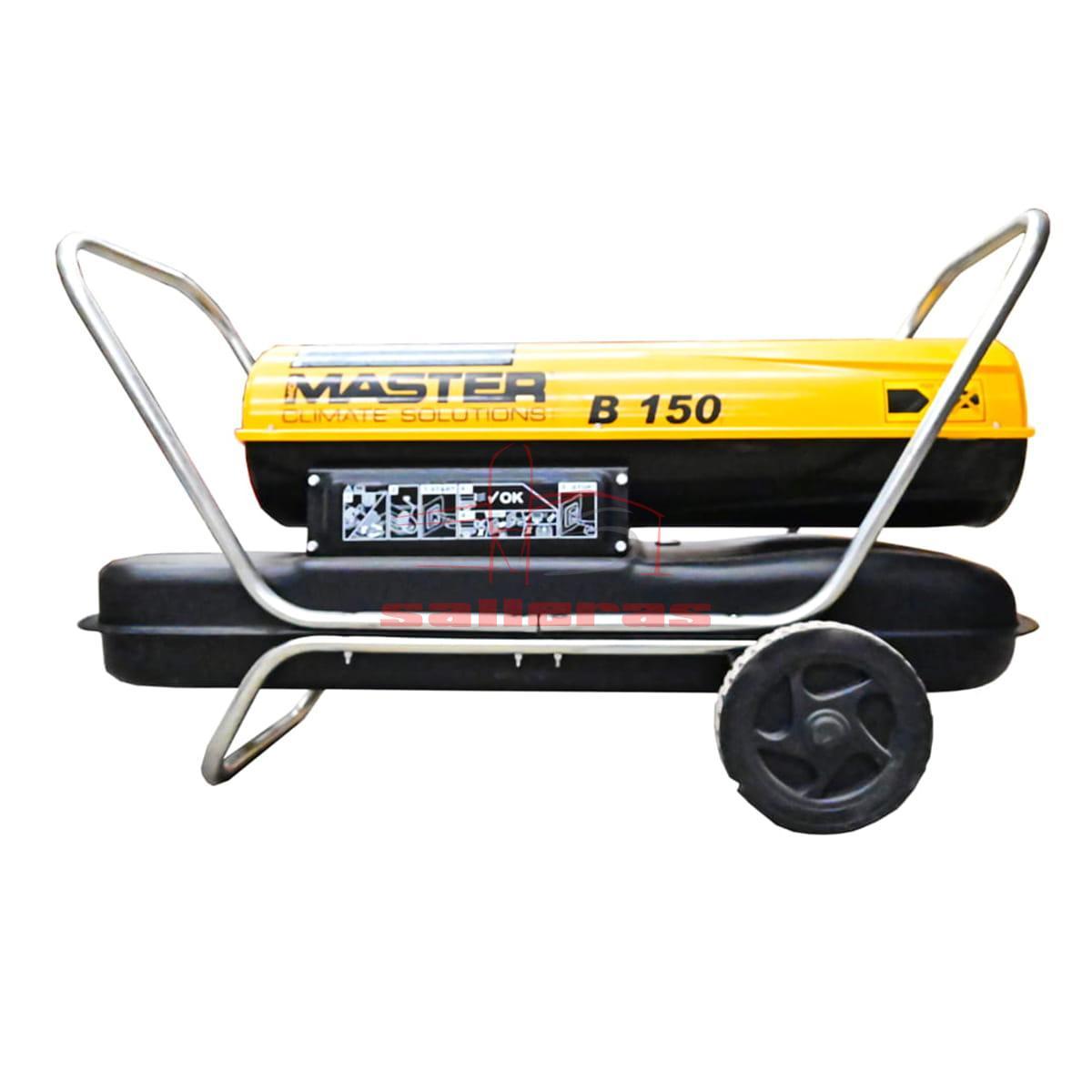 calefactor de gasoil b 150