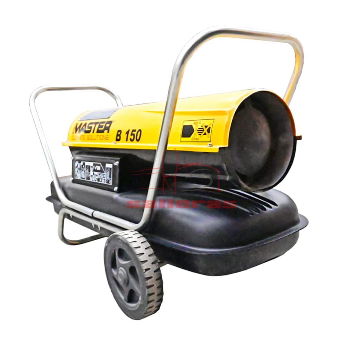 calefactor de gasoil b 150 reves