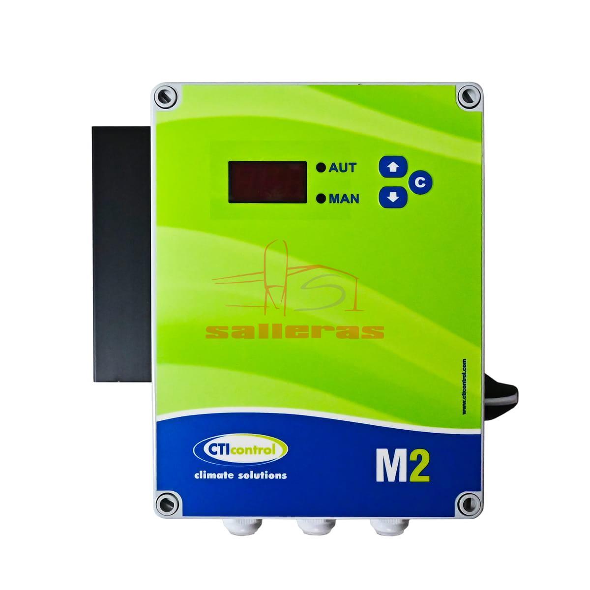 Dos reguladores de etapa de potencia monofasica 25a
