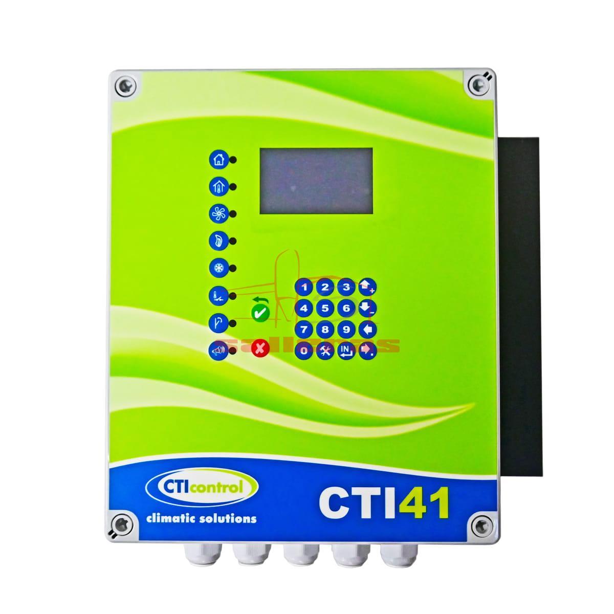 Regulador cti 41 25a verde
